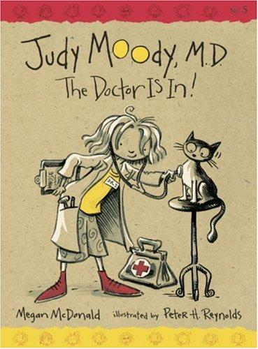 Judy Moody, M.D by Megan Mcdonald