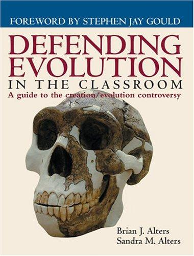 Defending Evolution by Sandra Alters
