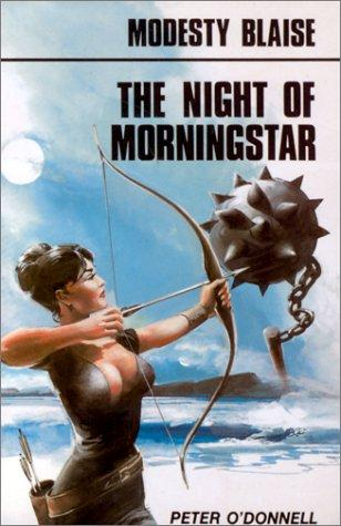 Night of Morningstar by Peter O'Donnell