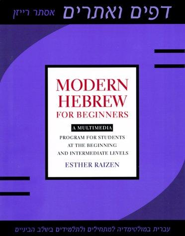 Modern Hebrew for Beginners by Esther Raizen