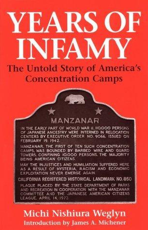 Years of infamy