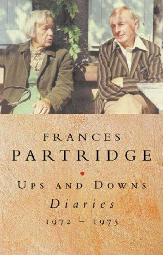 The Ups and Downs Diaries, 1972-1975 by Frances Partridge