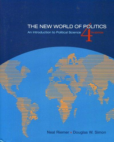 The New World of Politics