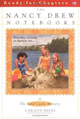 The sand castle mystery by Carolyn Keene