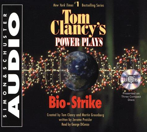Tom Clancy'S Power Plays (Tom Clancy's Power Plays (Audio)) by Martin H. Greenberg