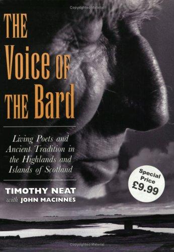 The voice of the bard by Timothy Neat