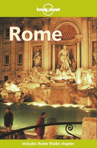 Lonely Planet Rome (1st ed) by Helen Gillman