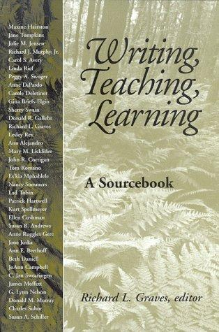 Writing, teaching, learning by