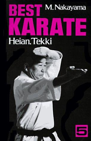 Image 0 of Best Karate, Vol.5: Heian, Tekki