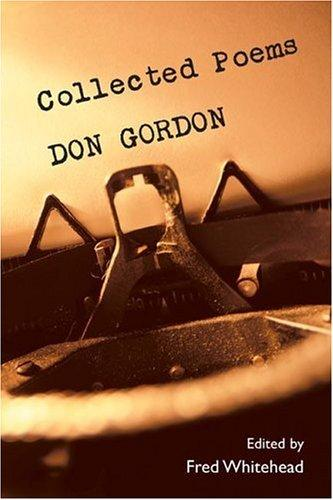 Collected poems by Don Gordon