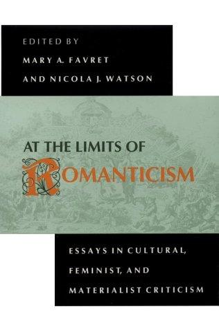 At the Limits of Romanticism