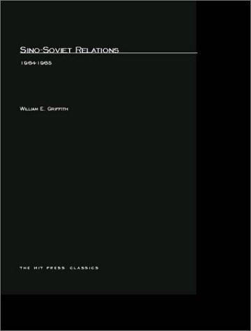 Sino-Soviet Relations, 1964-1965
