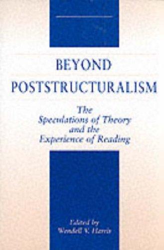 Beyond Poststructuralism