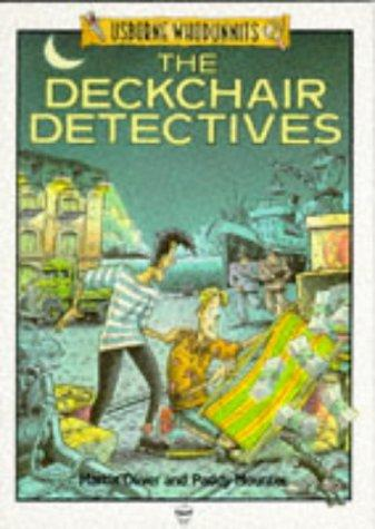 The Deckchair Detectives (Whodunnits) by Martin Oliver