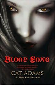Blood Song: Book 1 of the Blood Singer Novels (The Blood Singer Novels, 1)