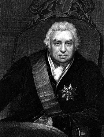 Photo of Joseph Banks