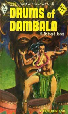 Drums of Dambala by H. Bedford-Jones