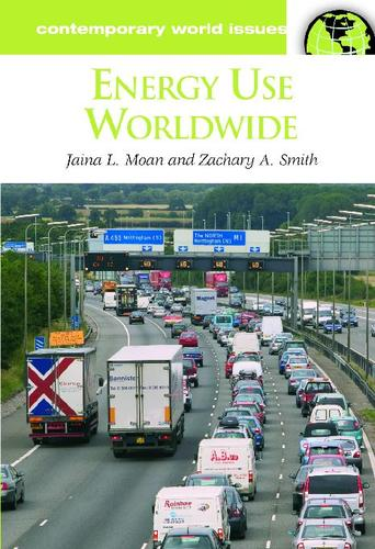 Energy use worldwide by Jaina L. Moan