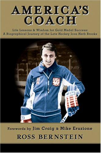 Image 0 of America's Coach: Life Lessons & Wisdom for Gold Medal Success: A Biographical Jo