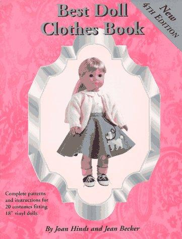 Fancywork and Fashion's best doll clothes book by Joan Hinds
