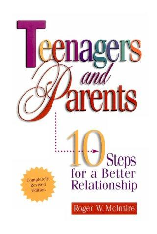 Teenagers & Parents by Roger McIntire