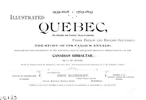 Illustrated Quebec