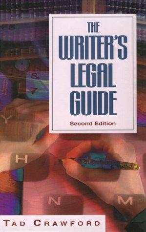 The writer's legal guide