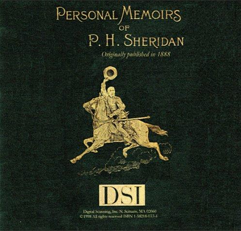 Memoirs of P.H. Sheridan by General Philip H. Sheridan