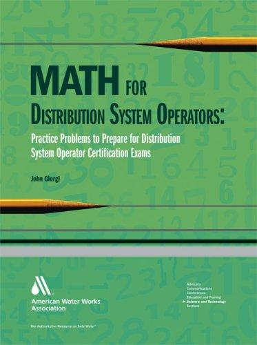 Math for  Distribution System Operators by John Giorgi