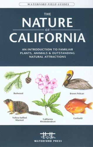 The Nature of California, 3rd by James Kavanagh