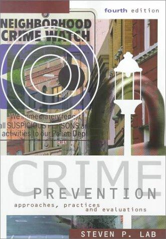 Crime prevention by Steven P. Lab