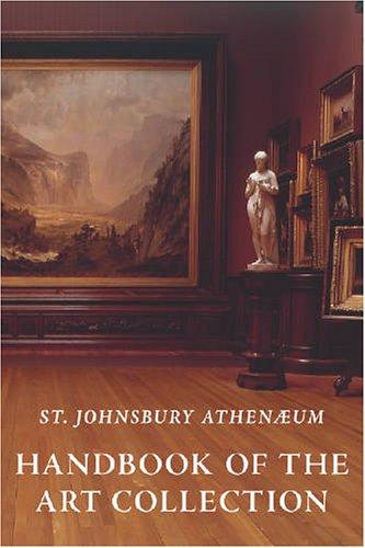 St. Johnsbury Athenaeum by Mark Mitchell