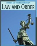 Law and Order by Kathleen G. Manatt